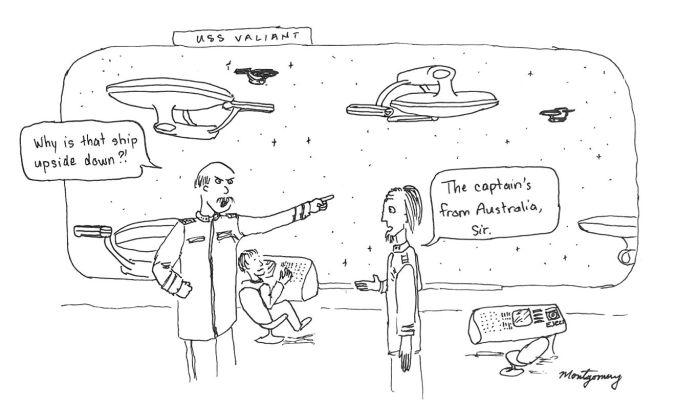 Space Aussie