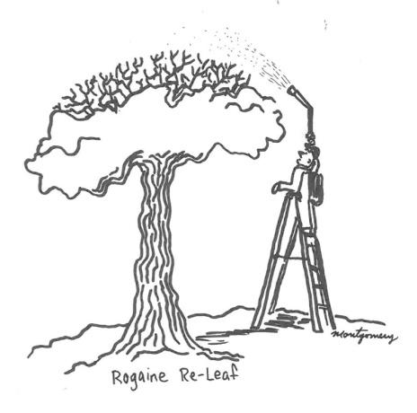 Rogaine Re-Leaf