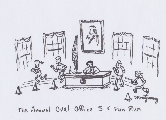 Oval Office 5K