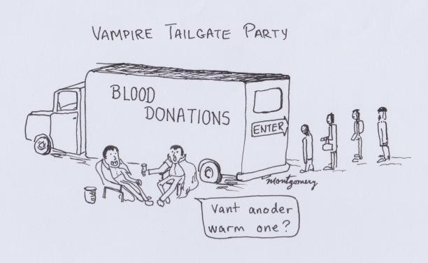 Vampire Tailgate