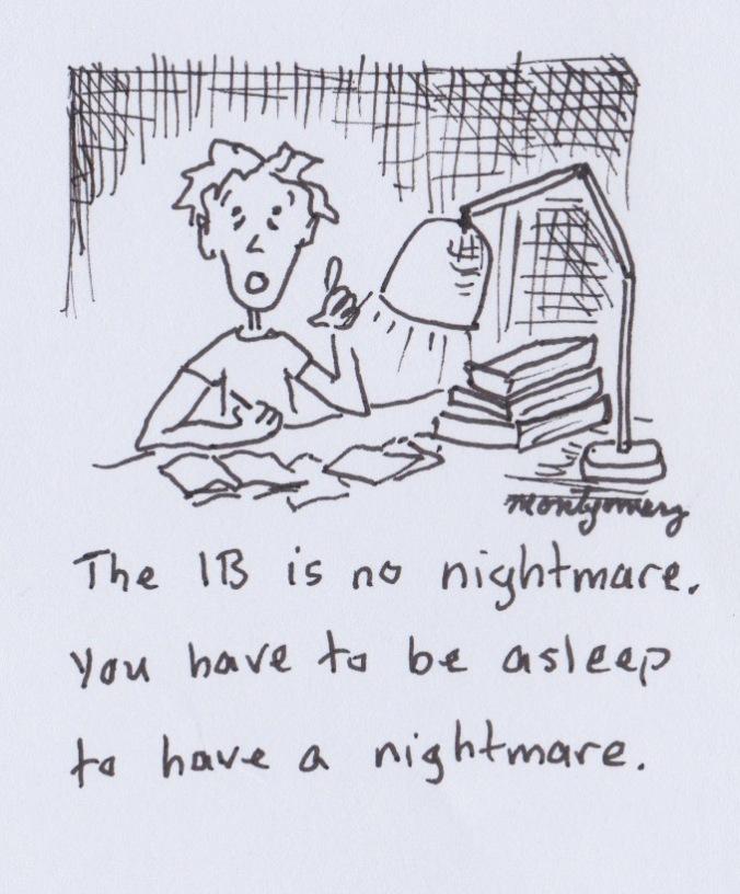 IB Nightmare